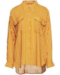 Seafolly Striped Woven Shirt - Multicolour