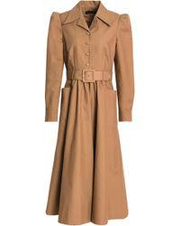 Co. - Tton Midi Dress - Lyst