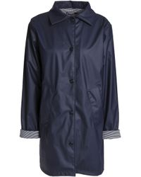 Petit Bateau Shell Raincoat Midnight Blue