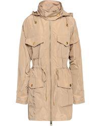 MICHAEL Michael Kors - Shell Hooded Jacket - Lyst