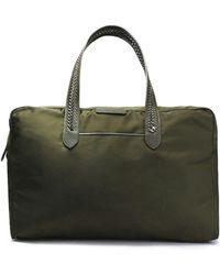 Stella McCartney Shell Weekend Bag - Green