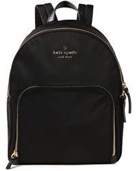Kate Spade Watson Lane Hartley Shell Backpack Black