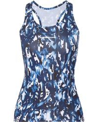 Peak Performance - Cappis Printed Stretch-jersey Top - Lyst