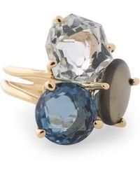 Ippolita - 18-karat Gold Multi-stone Ring - Lyst