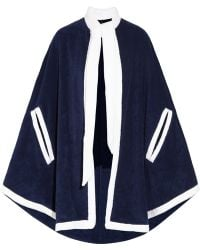 Lisa Marie Fernandez - Cotton-terry Cape - Lyst