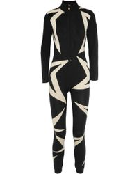 Perfect Moment - Star-intarsia Merino Wool Jumpsuit - Lyst