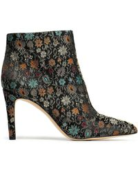 Sam Edelman - Olette Brocade Ankle Boots - Lyst