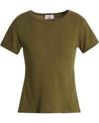 Levi's - Cotton-jersey T-shirt - Lyst