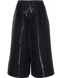 Co. - Ated Faille Culottes - Lyst