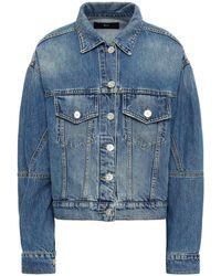 3x1 Eiza Denim Jacket - Blue