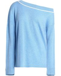 Duffy - Mélange Cashmere Sweater - Lyst