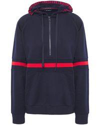 DKNY Printed Fleece Pyjama Trousers Navy - Blue
