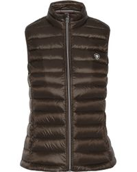 Ariat - Ideal Quilted Shell Down Vest - Lyst