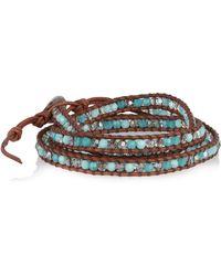 Chan Luu - Cord And Beaded Bracelet - Lyst