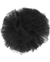 Fleur du Mal + Playboy Bunny Tail Tulle Pin - Black