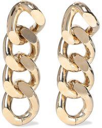Rosantica Fortuna Gold-tone Earrings Gold - Metallic