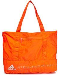 adidas By Stella McCartney Shell Gym Bag - Orange