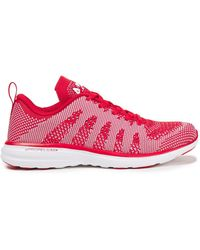 APL Shoes - Techloom Pro Stretch-knit Sneakers - Lyst