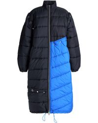 3.1 Phillip Lim - Two-tone Quilted Shell Down Coat - Lyst