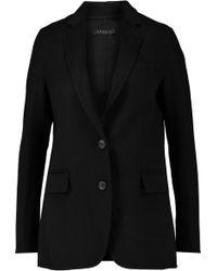 Theory Botabel Cashmere Coat - Black
