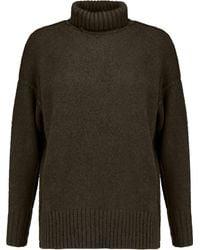 NLST - Knitted Turtleneck Jumper - Lyst