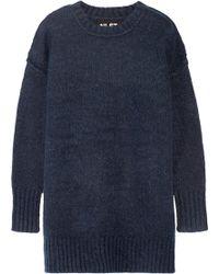 NLST - Oversized Knitted Jumper - Lyst