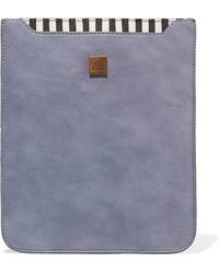 M Missoni - Leather Ipad Sleeve - Lyst