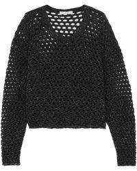 IRO - Open-knit Sweater - Lyst