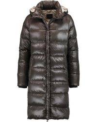 Duvetica - Deneb Quilted Shell Down Coat - Lyst