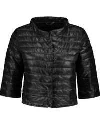 Duvetica - Elena Quilted Shell Jacket - Lyst