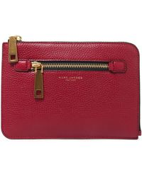 Marc Jacobs - Leather Pouch - Lyst