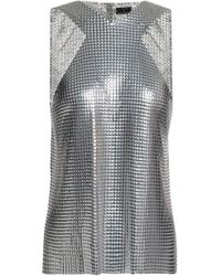 Paco Rabanne - Chainmail Top - Lyst