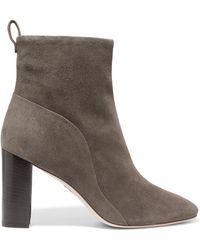 Chelsea Paris - Tess Nubuck Ankle Boots - Lyst