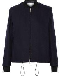 3.1 Phillip Lim - Cotton-blend Jacket - Lyst