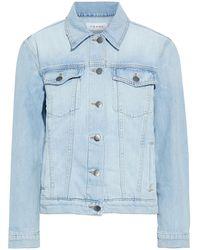 FRAME Heritage Original Denim Jacket Light Denim - Blue