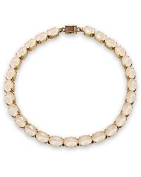 Zimmermann Gold-tone Stone Necklace Gold - Metallic