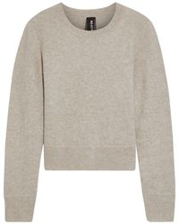 NAADAM - Mélange Cashmere Sweater - Lyst