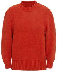 Vanessa Bruno - Cotton-blend Sweater - Lyst