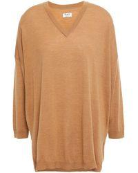 Day Birger et Mikkelsen Merino Wool Sweater - Natural