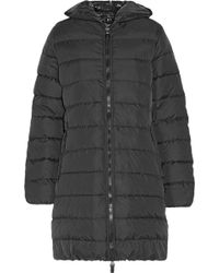 Duvetica - Ace Quilted Shell Hooded Down Coat - Lyst