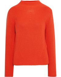 Maje - Metal Knitted Sweater - Lyst