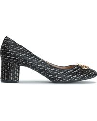 Tory Burch - Embellished Printed Calf Hair Court Shoes - Lyst