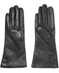 Causse Gantier - Leather Gloves - Lyst