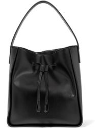 Iris & Ink - Leather Tote - Lyst