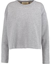 Marni - Cotton-blend Sweatshirt - Lyst