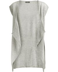 N.Peal Cashmere - Draped Cashmere Cardigan - Lyst