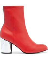 Opening Ceremony Dylan Stretch Boot (vixen Red) Boots