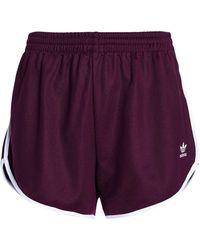 adidas Originals - Cotton-blend Jersey Shorts - Lyst