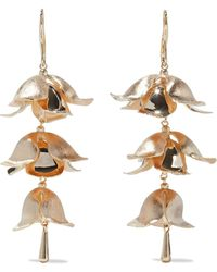 Zimmermann Gold-tone Earrings Gold - Metallic