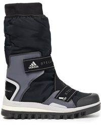 adidas By Stella McCartney Shell Snow Boots - Black